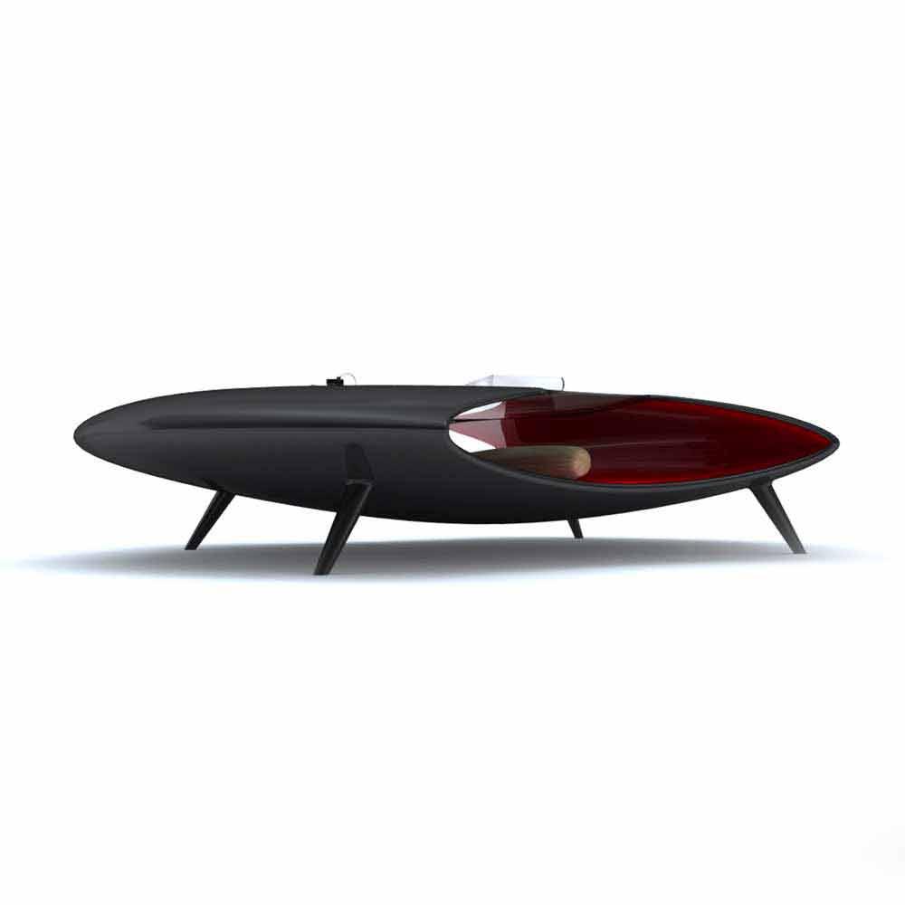 Design couchtisch alien made in italy for Designer couchtisch italien