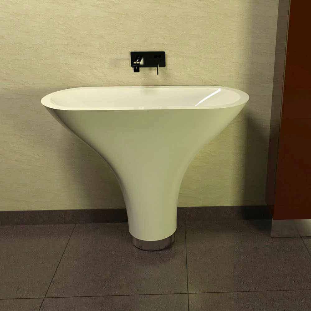 Standwaschbecken In Modernem Design Flounder Made In Italy