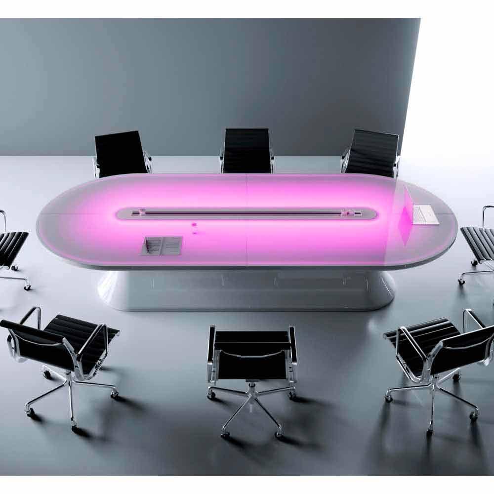 b ro schreibtisch konferenztisch in modernem design info table. Black Bedroom Furniture Sets. Home Design Ideas