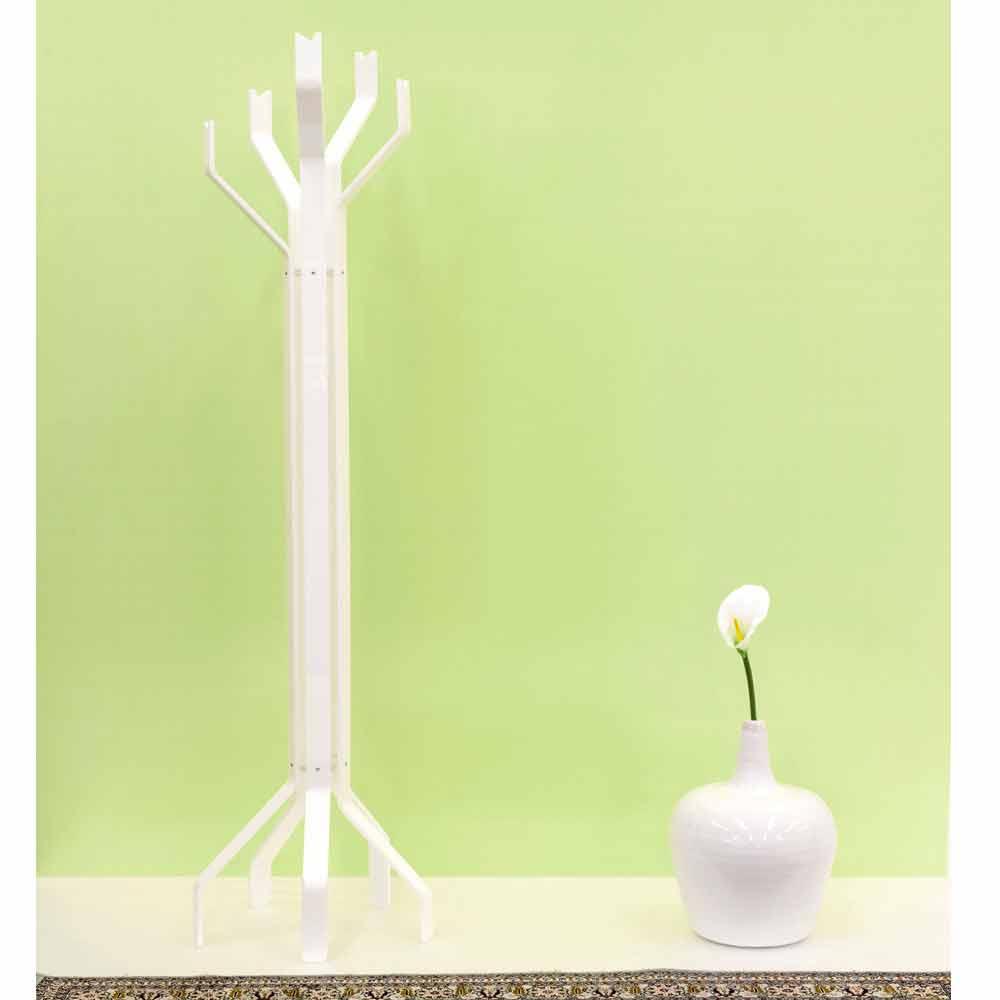 andrea wei er kleiderb gel mit 5 haken modernes design. Black Bedroom Furniture Sets. Home Design Ideas