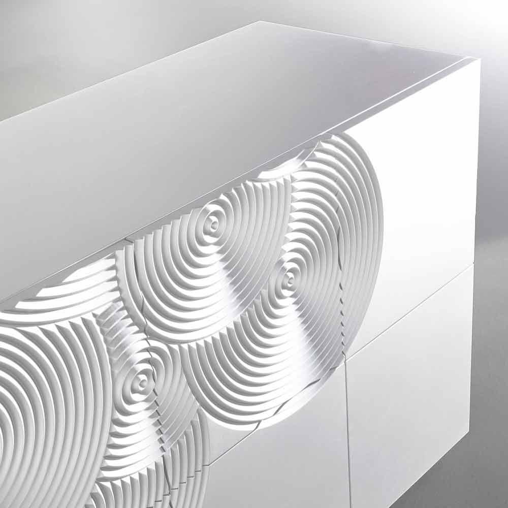 moernes Sideboard 10 türig Ardesia Design