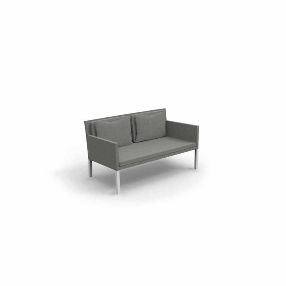 gartensofa 2 sitzer step by talenti. Black Bedroom Furniture Sets. Home Design Ideas