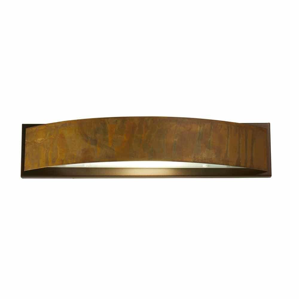 wandlampe aus messing und stahl 49x h 10 xsp 9 cm blandine. Black Bedroom Furniture Sets. Home Design Ideas