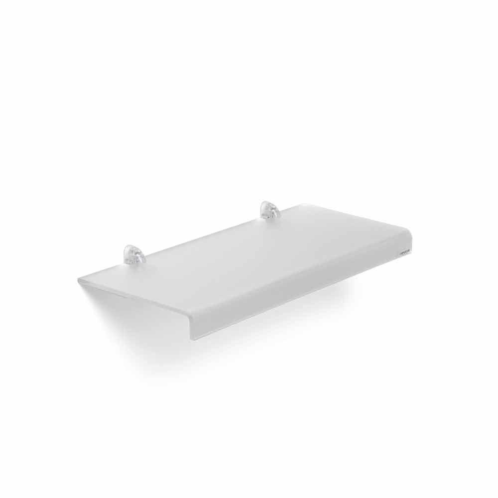 modernes design regal aus methacrylat l90xd22 cm polly. Black Bedroom Furniture Sets. Home Design Ideas