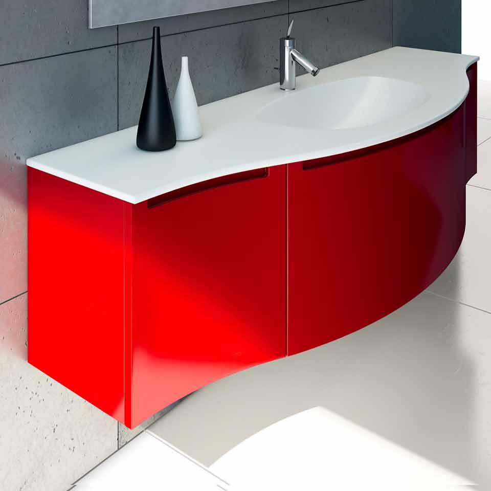 abgeh ngte badezimmerschrank mit integriertem waschbecken 1cestone 2ante gioia. Black Bedroom Furniture Sets. Home Design Ideas