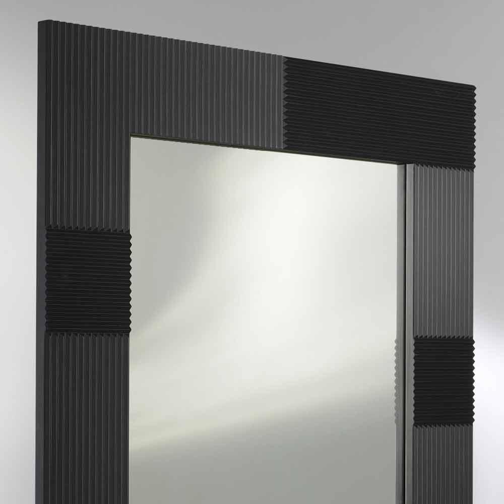 Wandspiegel mit dekorierten spiegelrahmen thalia - Spiegel mit spiegelrahmen ...