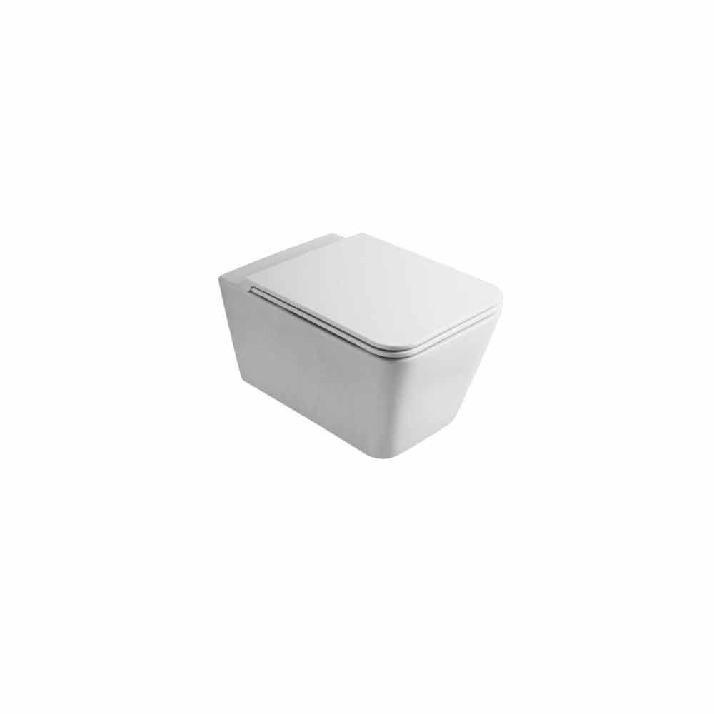 h ngende toilettensch ssel keramik modernes design sun square italy. Black Bedroom Furniture Sets. Home Design Ideas