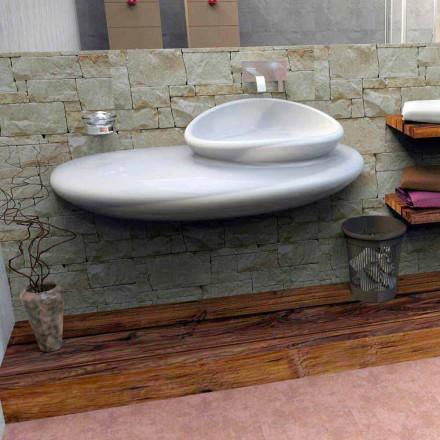 Modernes Waschbecken Stone Made in Italy