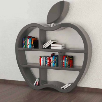 Bibliothek Design Moderne Völlerei Made in Italy