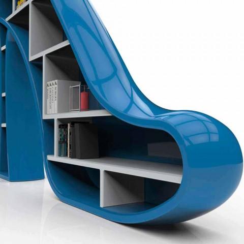 Bibliothek Design Dame Made in Italy