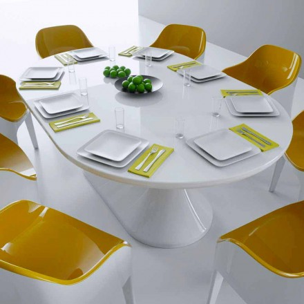 Esstisch in modernem Design Lunch Table Made in Italy