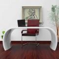 Büro Schreibtisch in modernem Design Ola Made in Italy