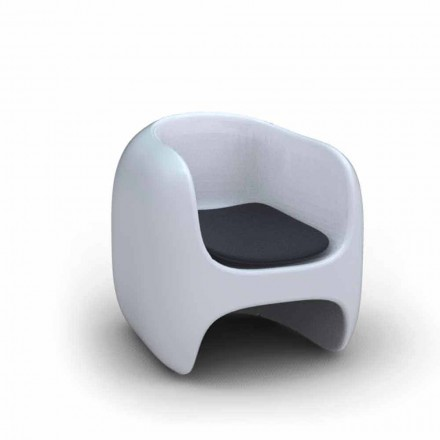 Sessel in modernem Design Apple Made in Italy