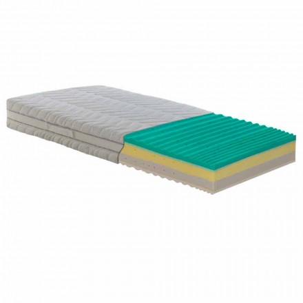 Matratze 1 Halbe-Platz und Taschenfederkern-Bio Up-Speicher