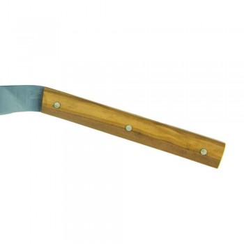 6 ergonomische Steakmesser mit Stahlklinge Made in Italy - Shark