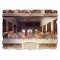 Fresko Leonardo da Vinci das Abendmahl