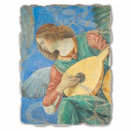 Großes Fresko Melozzo da Forli musizierender Engel