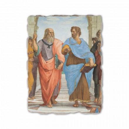 Fresko Raffaello Sanzio die Schule von Athen