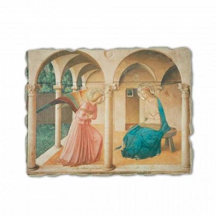 Reproduktion Fra Angelico Verkündigung an Maria