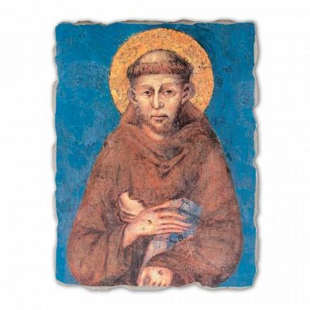 Fresko Cimabue san Francesco