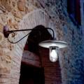 Wandlampe Re Lear von Aldo Bernardi