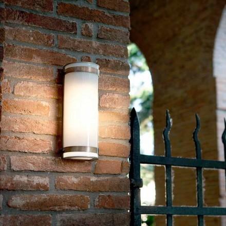 Wandlampe aus Messing und Methacrylat Hanny Aldo Bernardi