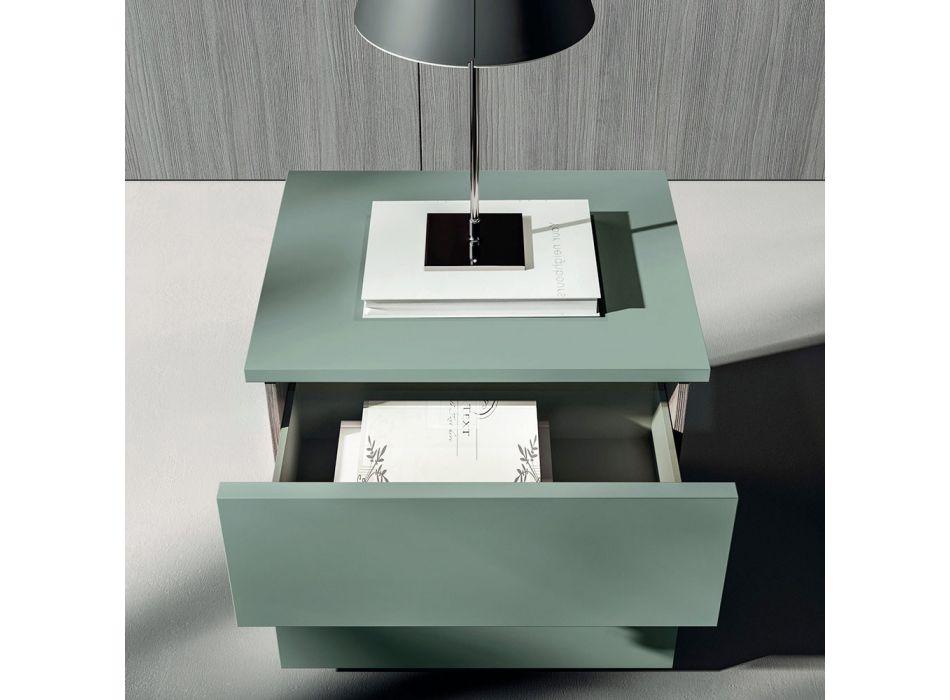 Luxus Made in Italy 5-Elemente Schlafzimmermöbel - Cristina