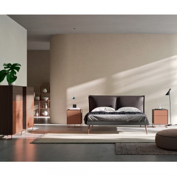 5 Elemente Schlafzimmermöbel Made in Italy Luxus - Zakynthos