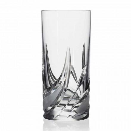Highball Tumbler High Crystal Cocktailglas, 12 Stück - Advent