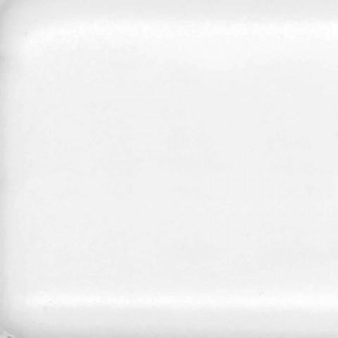 Boden-Bidet aus weißer oder farbiger Keramik mit Trabia-Glasur