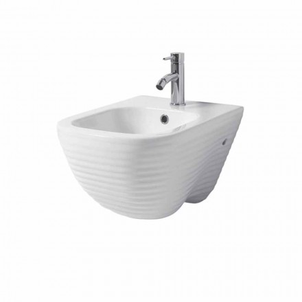 Design Hängebidet aus Keramik Made in Italy Trabia