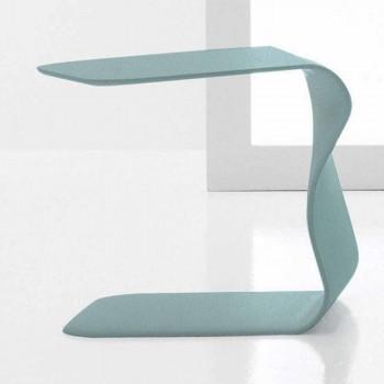 Bonaldo Duffy Design Couchtisch 48x60 lackiertem Polyurethan in Italien hergestellt