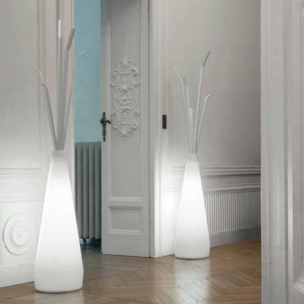 Bonaldo Kadou  Kleiderständer, aus Polyetylen, mit Licht, Design Italy