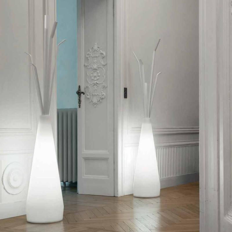 Bonaldo Kadou Garderobe mit Polyäthylen-Design Licht in Italien hergestellt