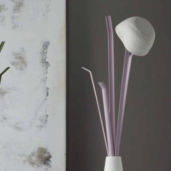 Bonaldo Kadou Kleiderbügel aus Polyethylen und Stahl, hergestellt in Italien