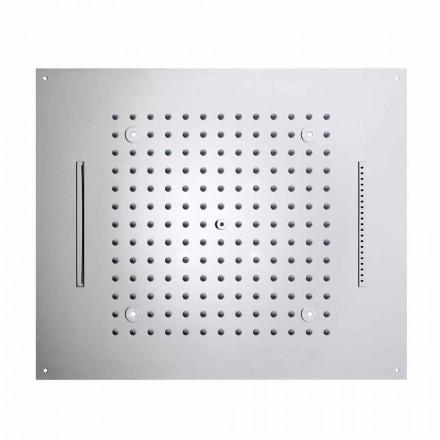 Bossini 3-Strahl Design Duschkopf mit Led Beleuchtung    Dream