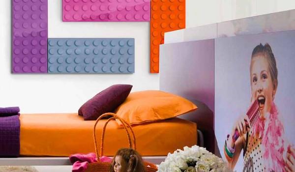 Hydraulische heizung lego in modernem design brick von scirocco h