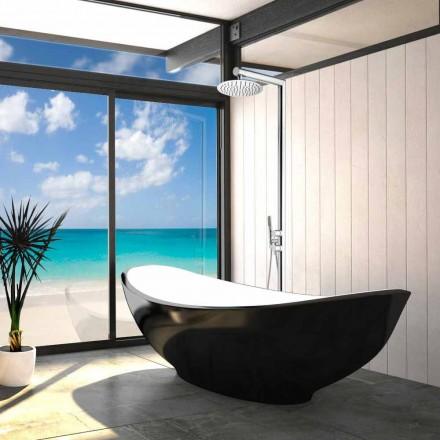 Bossini Duschsäule für den Außenbereich mit Bodenanschluss   Nek Floor