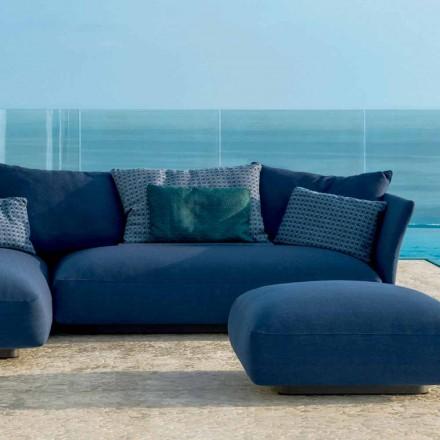 Moderne Gartenmöbelkomposition Cliff Talenti, design Palomba