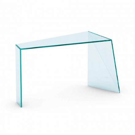 Moderne Eingangskollektion aus extraklarem Glas Made in Italy - Rosalia