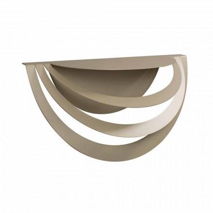Hängekonsole aus Eisen in modernem Design Made in Italy - Olfeo