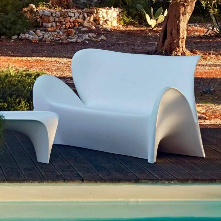 Outdoor oder Indoor Wohnzimmer Sofa Colored Plastic Design - Lily von Myyour