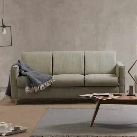 Schlafsofa mit modernem Design aus Stoff in Italien hergestellt Filippo