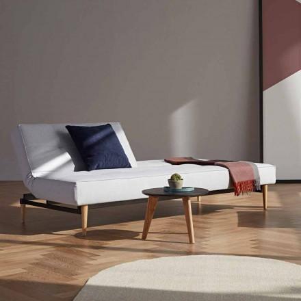 Design Schafcouch aus Stoff Splitback by Innovation