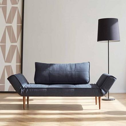 Schlafsofa in modernen Design aus Polsterstoff Zeal by Innovation