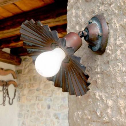 Deckenlampe aus Messing Civetta von Aldo Bernardi