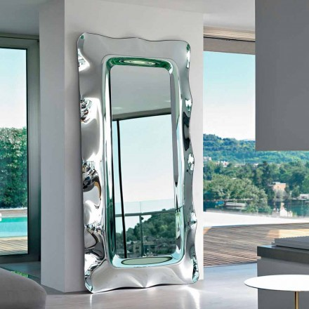 Fiam Italia Dorian Stand-/Wandspiegel 202x105cm made in Italy