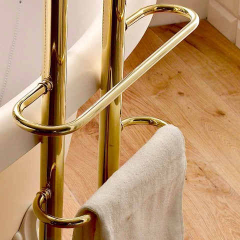 Classic Design Badewannenbodengruppe aus Messing Made in Italy - Katerina