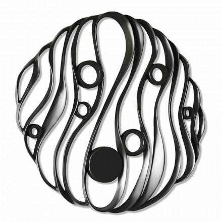 Wandmontage Modernes Design aus perforierter Keramik Made in Italy - Desta
