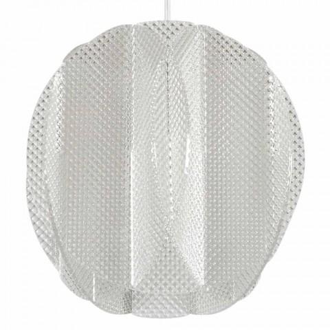 Pendelleuchte 2 leuchtet Methacrylat, Durchmesser 22 cm, Wunsch
